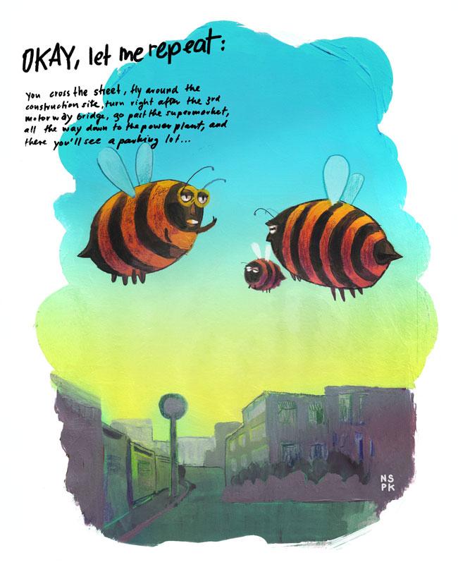 Bees-Web